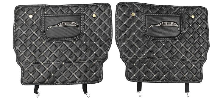 Противоударные накладки на сидение Honda CRV 2020-