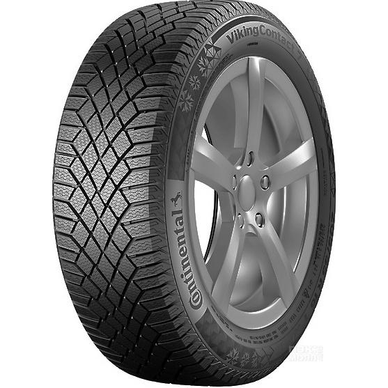 Фото - Шина автомобильная Continental VikingContact 7 205/60 R16, зимняя, 101H автомобильная шина continental contivikingcontact 7 205 60 r16 96t зимняя