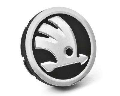 Колпачок колесного диска 5JA601151FOD для Skoda Rapid 2020 -
