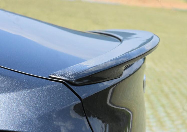 Карбоновый спойлер крышки багажника Onzigoo G80-09 для Genesis G80 2017 -