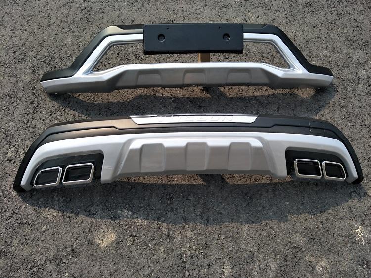 Накладки на бампера, обвес JCM для Hyundai Tucson 2015 -