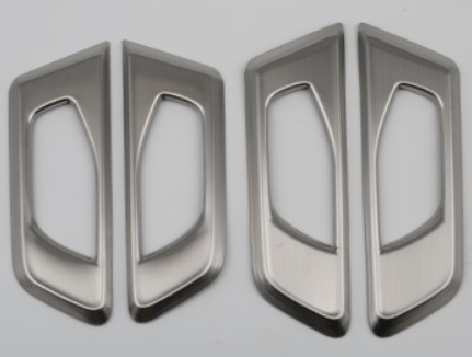 Накладки на дверные ручки Honda CRV 2020- распашные шкафы 4 дверные