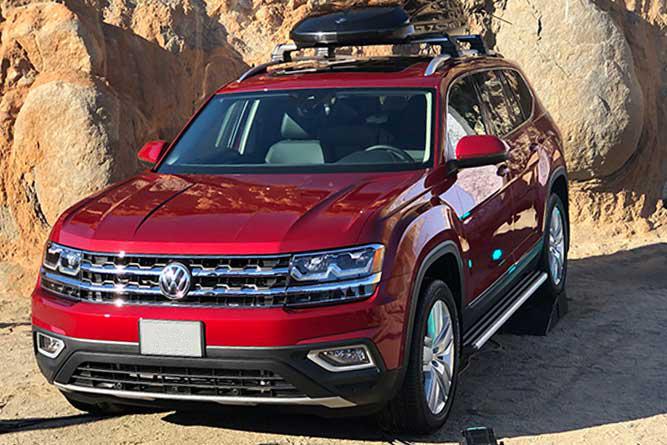 Корпус масляного фильтра для Volkswagen Teramont 2017 -