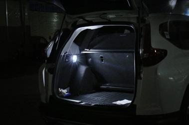 Лампочка в багажник (белая) 2 штуки для Honda C-RV 2017-