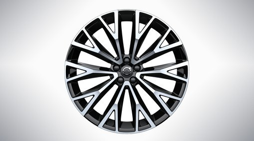 Диск колесный 22x9 10-Open Spoke Black Diamond