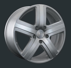 Диск колесный LS Replay VV1 7.5xR17 5x130 ET55 ЦО71.6 серебристый с полированной лицевой частью S005922