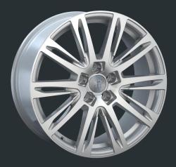 Диск колесный LS Replay A49 8xR18 5x112 ET39 ЦО66.6 серебристый с полированной лицевой частью S028244