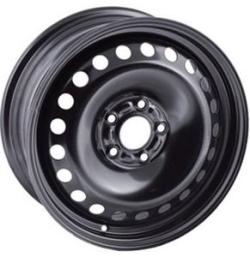 Диск колесный Trebl 7280 6xR14 5x100 ET43 ЦО57.1 черный 9099807