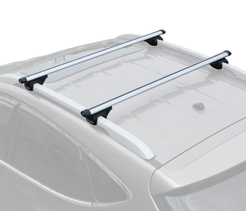 Багажные дуги на крышу, поперечины для Geely Emgrand 2019 -