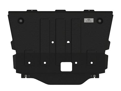 Защита картера (сталь, толщина 2мм) R4010J7100 для Киа Иксид 2020 (Kia Xceed) недорого