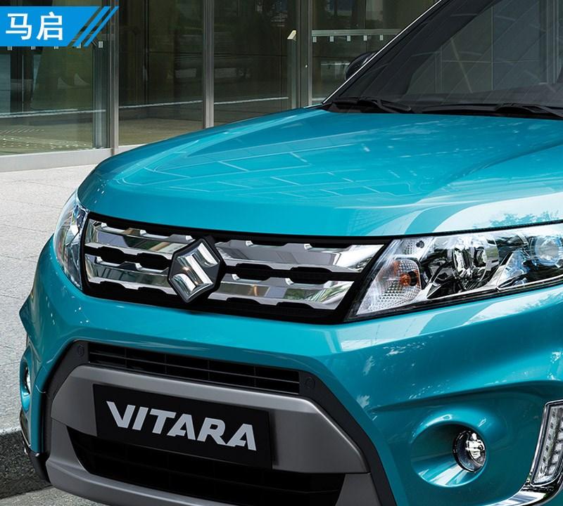 Решетка радиатора CHROME для Suzuki new Vitara 2015 -