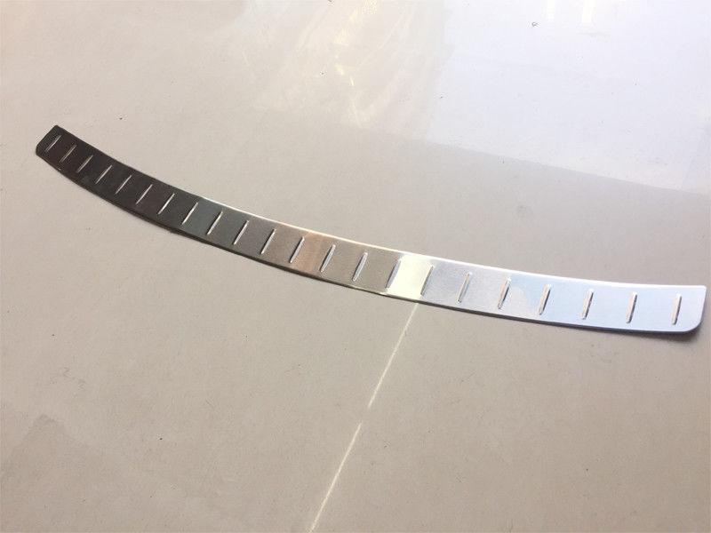 Защитная накладка на задний бампер CHN для Mazda CX-5 2017 - защитная наклейка на задний бампер chn для kia rio 2017