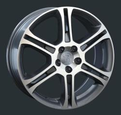 Диск колесный LS Replay V18 8xR20 5x108 ET49 ЦО67.1 серый глянцевый с полированной лицевой частью 825754