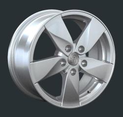 Диск колесный LS Replay NS166 6.5xR16 5x114.3 ET50 ЦО66.1 серебристый S031397