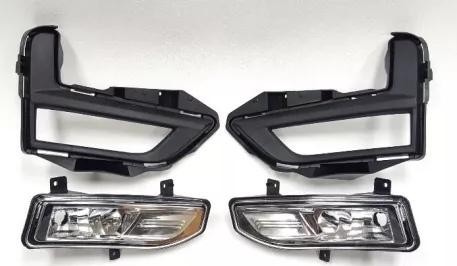 Комплект противотуманных фар CHN для Nissan X-Trail 2019 + комплект противотуманных светодиодных фар в передний бампер osram led nsw osr для suzuki jimny new 2019