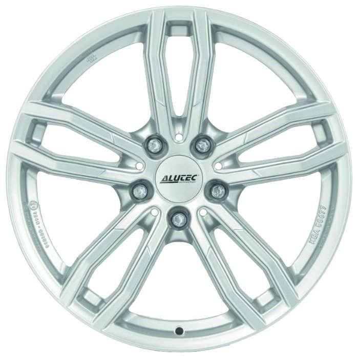Диск колесный Alutec Drive 8xR18 5x112 ET30 ЦО66,5 серебристый DRV80830W61-0