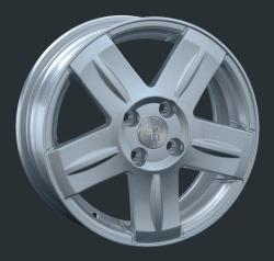 Диск колесный LS Replay NS117 6xR15 4x100 ET50 ЦО60.1 серебристый S023721