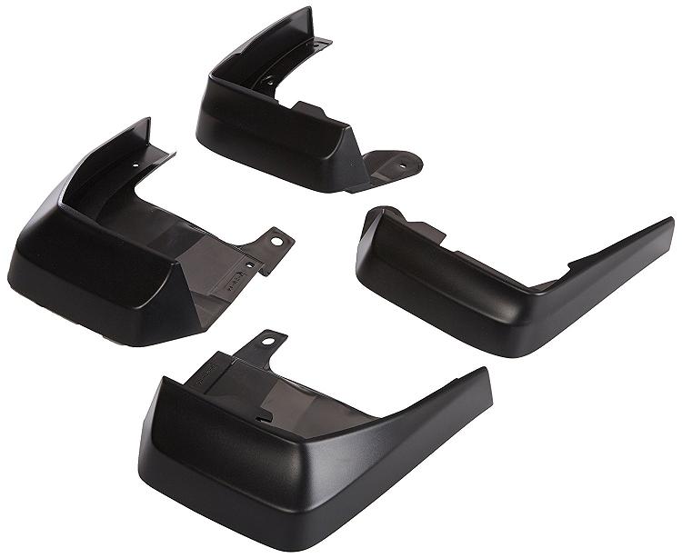 Комплект брызговиков - передние и задние HONDA для Accord 9 ( 2013-2015 )
