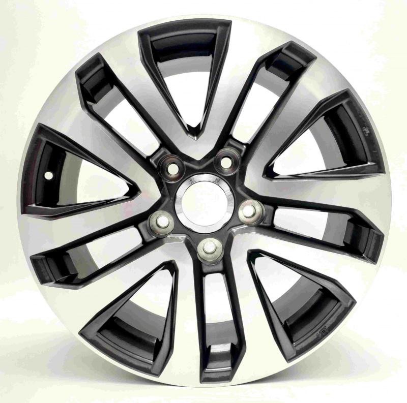 Диск колесный VAG Grandehill 7xR18 5x112 ET45 ЦО57 антрацит 2GA601025LDM9 диск колесный vag mayfield 7xr17 5x112 et45 цо57 темно серебристый 2ga601025nfzz