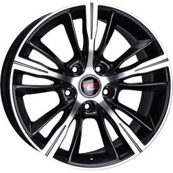 Диск колесный LegeArtis Реплика Concept-B509 8.5xR19 5x120 ET25 ЦО72.6 серый глянцевый с полированной лицевой частью 9139811