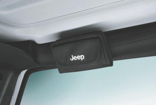 Чехол для солнечных очков с логотипом JEEP Jeep Wrangler 2018 -