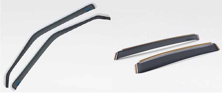 Дефлекторы окон вставные Climair для Nissan X-Trail T32 2013-