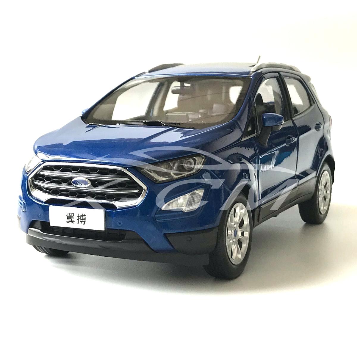 Модель в масштабе 1:18 Ford Ecosport 2018 -