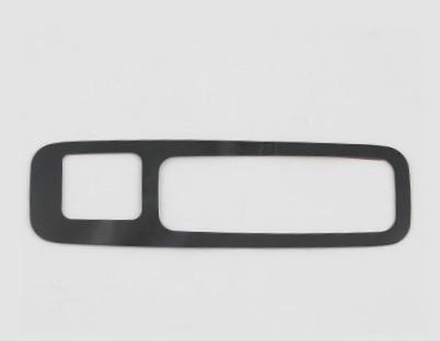 Фото - Накладка на ручку багажника с кнопкой Honda CRV 2020- накладка на порог багажника для honda crv 2017