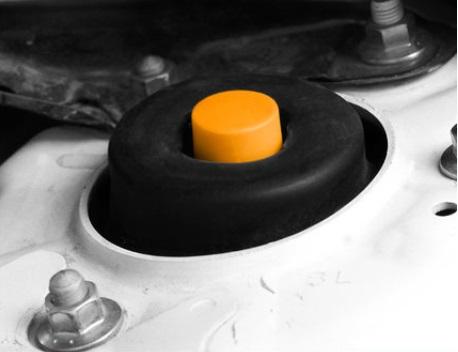 Колпачки (желтые) Toyota RAV4 2019-