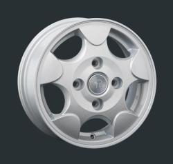 Диск колесный LS Replay DW2 5xR13 4x114.3 ET53 ЦО69.1 серебристый S029581
