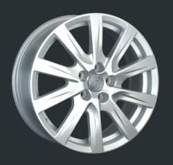 Фото - Диск колесный LS Replay LR61 7xR17 5x108 ET45 ЦО63.3 серебристый 036158-990503028 диск колесный ifree тортуга 7xr17 5x108 et45 цо67 1 серебристый 157208