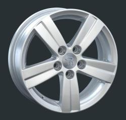 Диск колесный LS Replay ST5 6.5xR16 5x112 ET50 ЦО57.1 серебристый S025902
