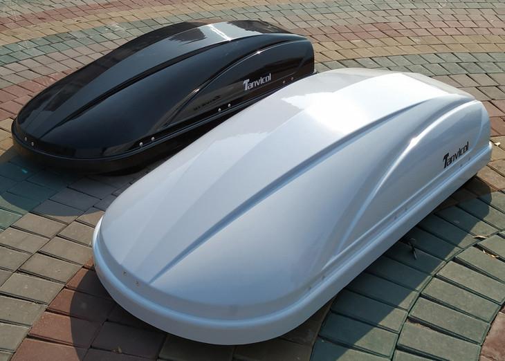 Бокс (короб) багажный на крышу (560 литров) для Suzuki Jimny 2019 -