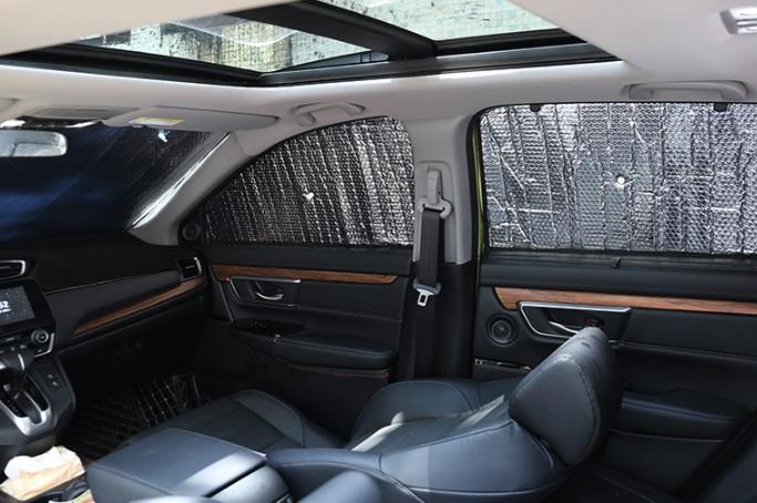 Солнцезащитные экраны для дверей Honda CRV 2020-