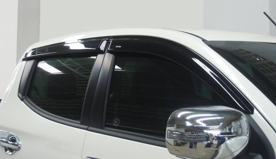 Дефлекторы на окна Triton для Mitsubishi L200 2015 -