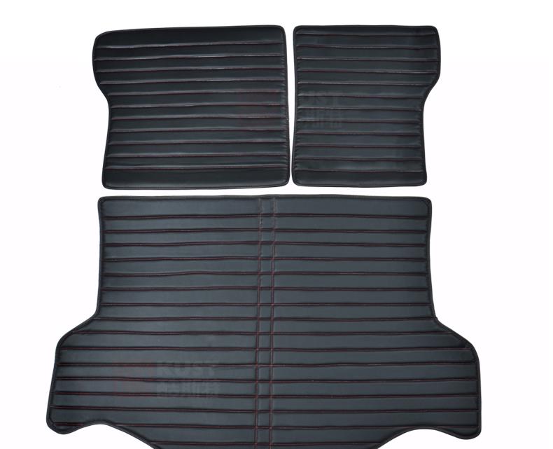 Фото - Коврики в багажник кожаные для Toyota RAV4 (2013 - 2015) защита картера и кпп автоброня для toyota rav4 2010 2013 2013 2015 2015 н в сталь 2 мм 111 05709 1