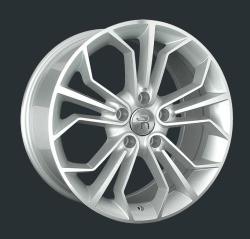 Диск колесный LS Replay B112 8xR18 5x120 ET34 ЦО72.6 серебристый с полированной лицевой частью S023055
