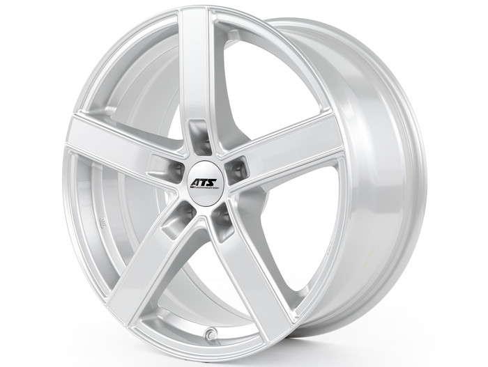 Диск колесный ATS Emotion 8xR18 5x120 ET35 ЦО72,6 серебристый EM80835W31