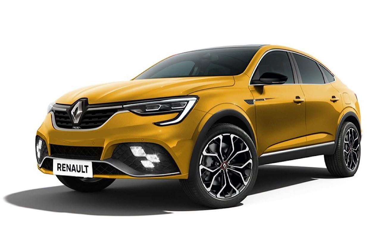 Аэродинамический обвес RACING SPORTдля Renault ARKANA (Рено Аркана)