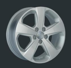 Диск колесный LS Replay GN71 7xR17 5x105 ET42 ЦО56.6 серебристый 827299