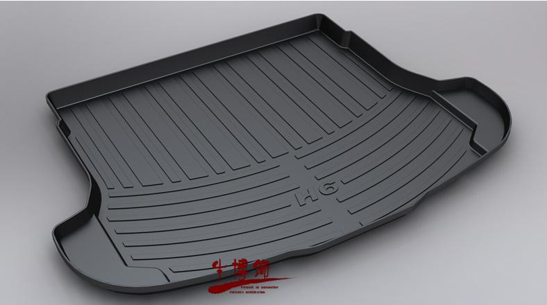 3D коврики в багажник Great Wall Hover H6 2011-2017