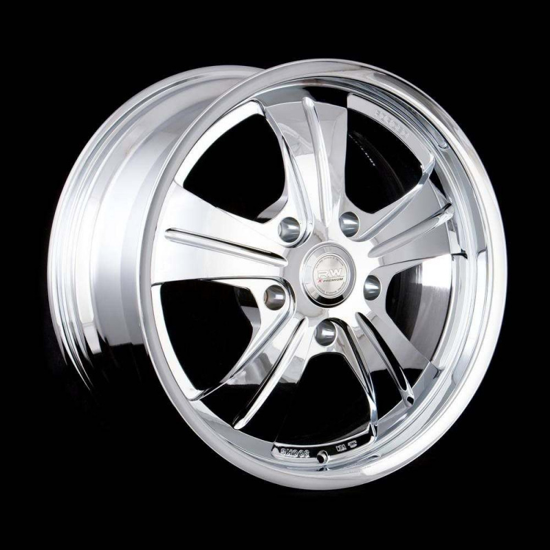 Диск колесный RW НF-611 9.5xR22 5x120 ЕТ45 ЦО72.6 хром 85566856311