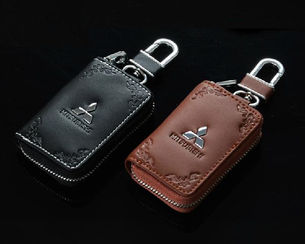 лампочки диодные в плафон подсветки салона для mitsubishi outlander 3 2011 2018 Чехол - сумочка для ключа для Mitsubishi Outlander 3 (2011 - 2018)