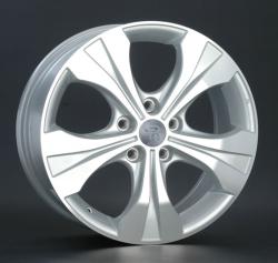 Диск колесный LS Replay HND180 6.5xR17 5x114.3 ET48 ЦО67.1 серебристый с полированной лицевой частью S033444