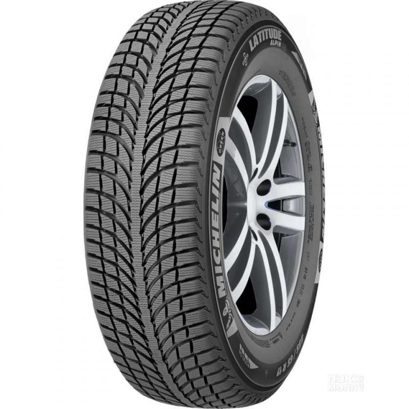 Шина автомобильная Michelin Latitude Alpin 2 275/45 R20, зимняя, нешипованная, 110V