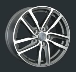 Диск колесный LS Replay VV161 7xR16 5x112 ET50 ЦО57.1 серый глянцевый с полированной лицевой частью 826999