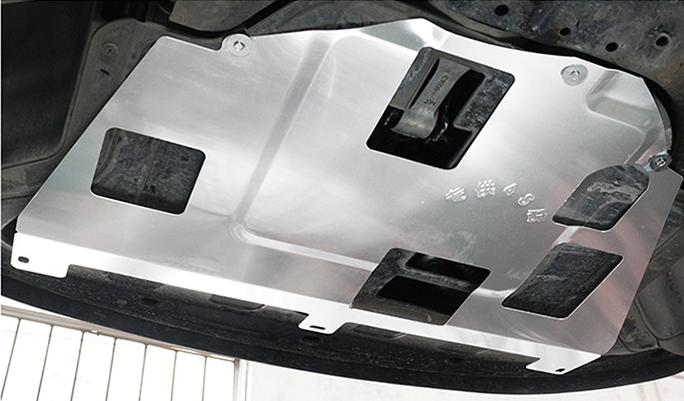 Фото - Защита картера и кпп стальная Joan Hao для Hyundai Creta защита картера и кпп автоброня для lexus nx 200 2014 н в сталь 2 мм 111 03211 1