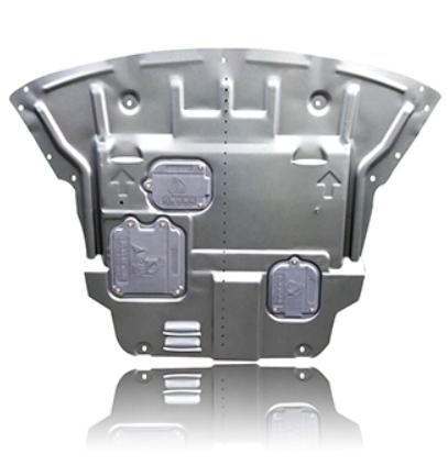 Защита картера и кпп стальная для Changan CS95 2020 + недорого