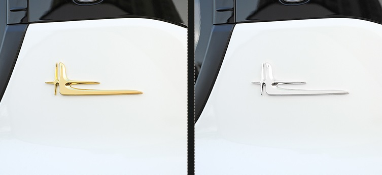 Эмблема на кузов Changan CS35 Plus 2019-