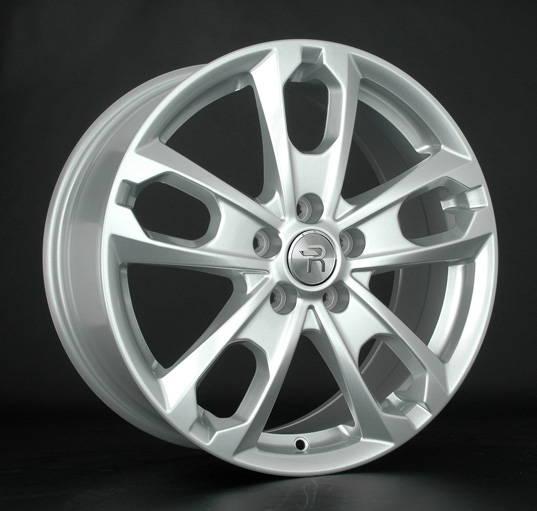 Диск колесный Replay V30 8xR18 5x108 ET55 ЦО63,3 серебристый 035859-070719006